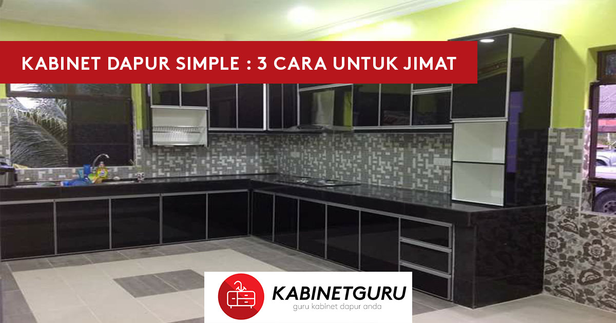 Category Tips Kabinet Dapur